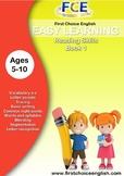 Reading Skills Book 1