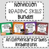 Nonfiction Reading Skills Bundle!