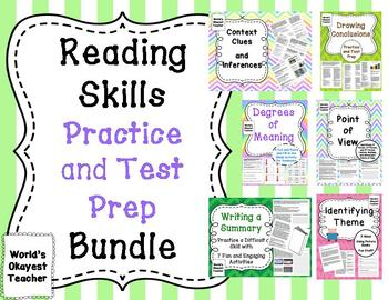 Reading Skills Bundle