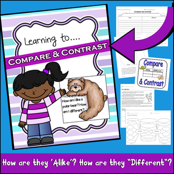 Reading Skills: Compare & Contrast