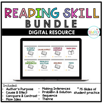 Reading Skills Digital Kit
