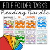 Reading Skills File Folders BUNDLE