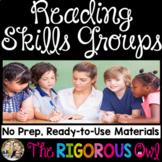 Reading Skills Groups