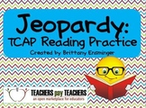 Reading Skills Jeopardy PowerPoint- Test Prep Grade 4