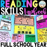 Reading Skills Lapbook- Ultimate Year-Long Interactive Kit!