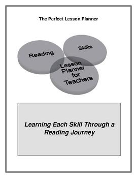 Reading Skills Lesson Planner for Teachers
