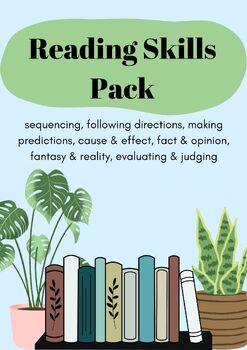 Reading Skills Pack