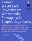 Reading Skills Passage - Protecting Watersheds: We All Live Downstream