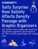 Reading Skills Passage - Salty Surprise: How Salinity Affects Density