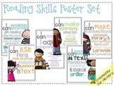 Reading Skills {Poster Set}