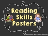 Reading Skills Posters
