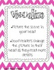 Common Core Aligned Reading Skills Posters Unit 1 Week 1