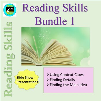 Reading Skills PowerPoint Bundle I