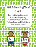 Reading Skills Review Packet - Test Prep