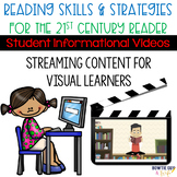 Reading Skills & Strategies for the 21st Century Reader Video Bundle