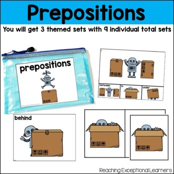 Reading Task Boxes