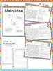 Reading Skills Task Card Bundle I