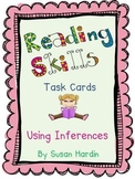 Reading Skills Task Cards:  Inferences