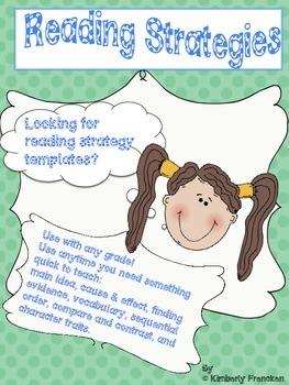Reading Skills Templates