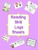Reading Skills Worksheet