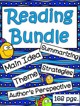 Reading Skills and Strategies Bundle