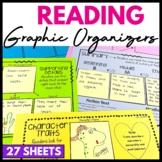 Reading Skills and Strategies Graphic Organizers