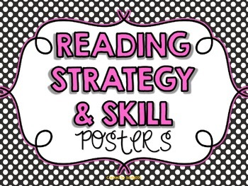 Reading Skills and Strategies: Polka Dot and Brights