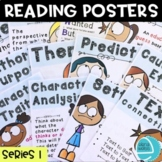 READING POSTERS: Reading Skills and Strategies (series 1)