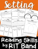 Reading Skills by RIT Band-Analyzing Setting
