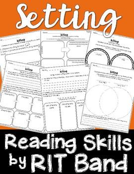 Reading Skills by RIT Band-Analyzing Setting