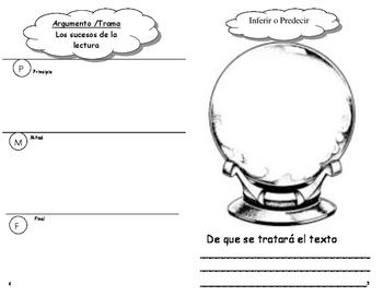 Reading Skills en ESPANOL FICCION