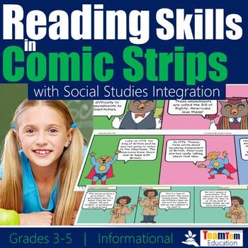 Reading Skills in Comic Strips