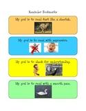 Reading Skills/Strategies Bookmarks