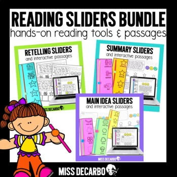 Reading Sliders Bundle