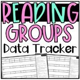 Reading Small Group/Guided Reading Group Data Tracker (TEK