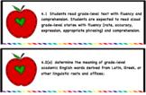 Reading/Social Studies Printable Teks