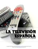 Spanish TV programming #authres cultural reading