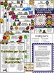 Reading, Spelling, & Vocabulary Choice Boards BUNDLE