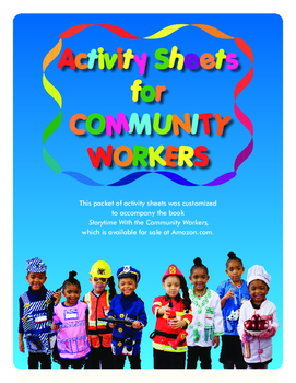 Reading, Spelling and Math Acitivity Sheets for Community Workers