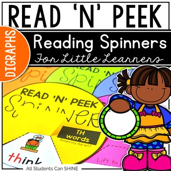 Reading Spinners - Digraphs