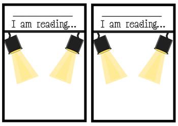 Reading Spotlight - Display - Classroom Design/Bulletin