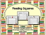 Reading Squares - An at-home reading program for Junior kids