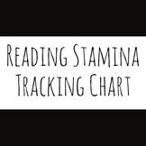 Reading Stamina Chart