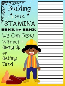 Reading Stamina Posters - IRLA Aligned / Daily Five / Daily Cafe