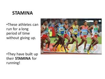 Reading Stamina PowerPoint