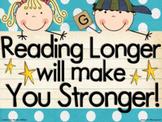 Reading Stamina Timer Grades 1-2