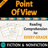 Author's Point of View RL.6 & RI.6 Differentiated For Every Grade