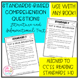 Reading Standards-Based Comprehension Questions