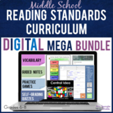 Digital Reading | Literature & Informational | Distance Learning