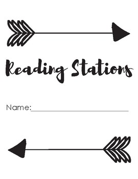 Reading Stations Workbook